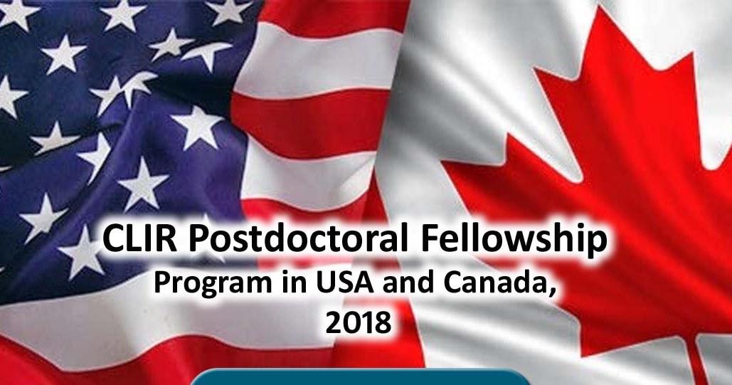 CLIR Postdoctoral Fellowship Program for International