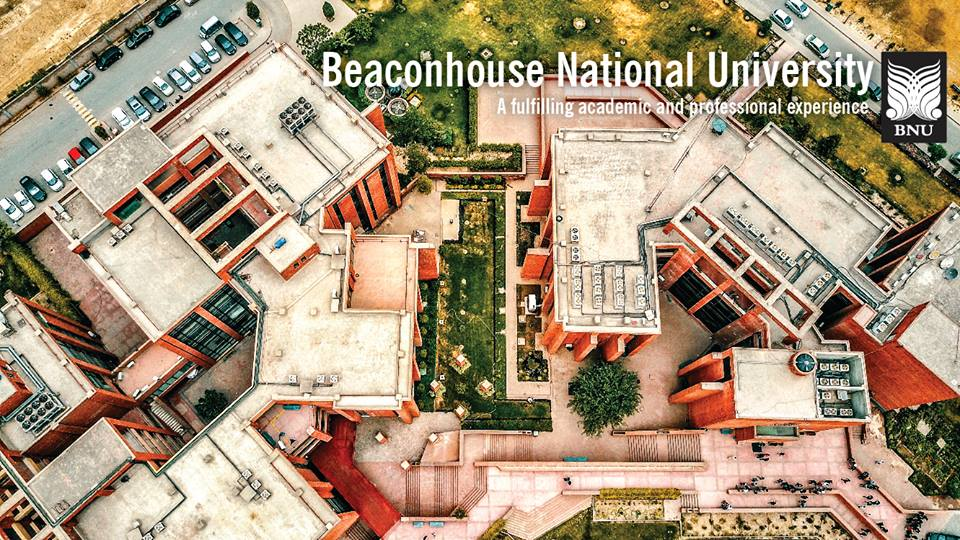 Beaconhouse National University BNU Lahore Entry Test Result 2018 Merit List