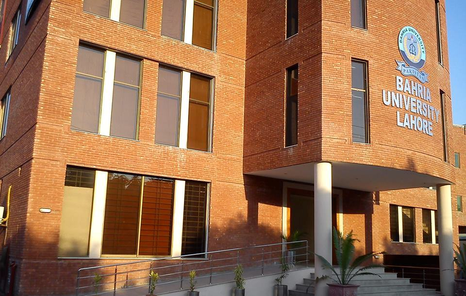 Bahria University Lahore Campus Admission Fall Session