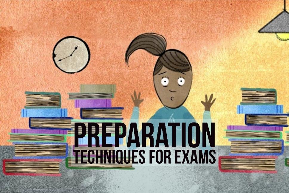 Preparation Techniques For Exams