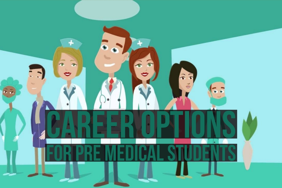 Career Options For Pre Medical Students in Pakistan