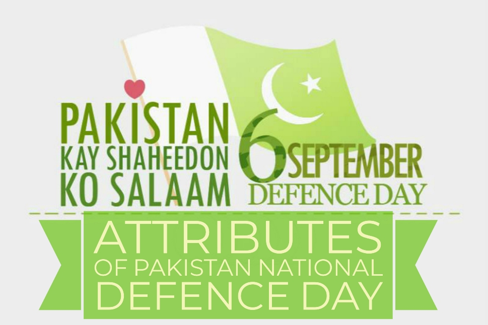 Attributes of Pakistan National Defence Day