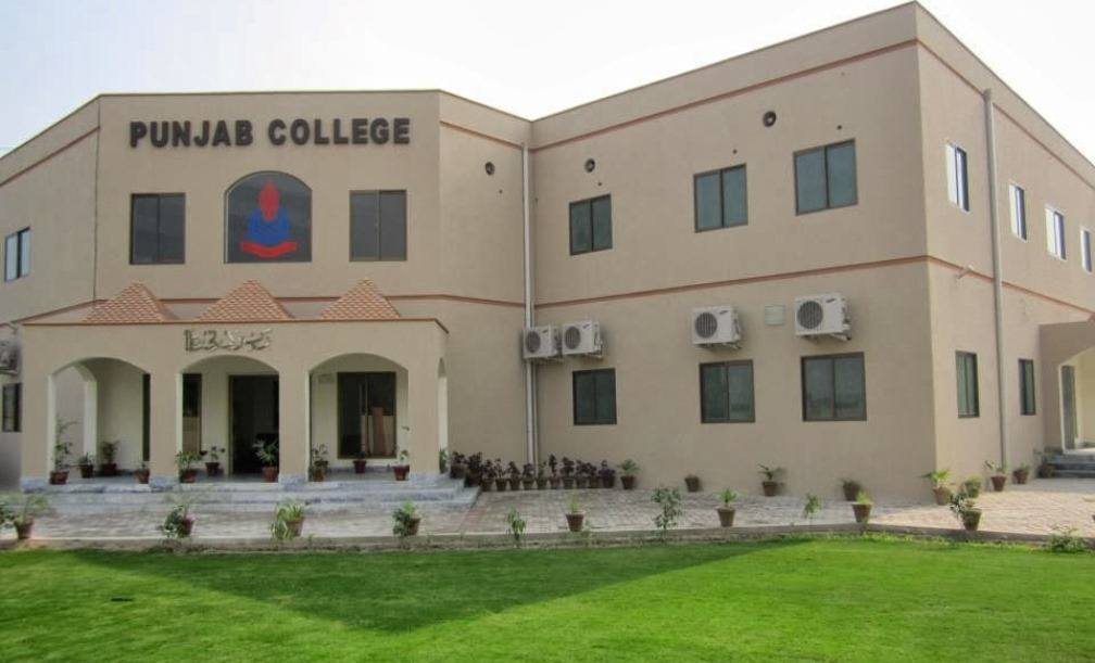 Punjab Group of Colleges PGC Admission for Bachelor and Master