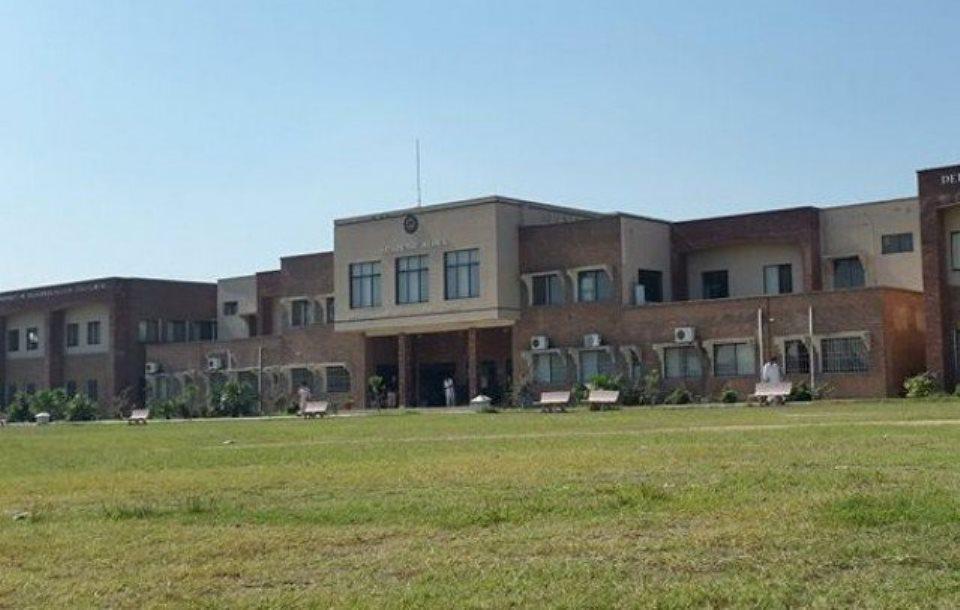 University of Engineering & Technology Mardan Bachelor Admission