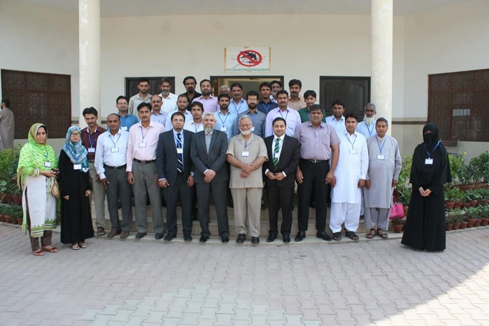 University of Agriculture Multan Graduate Admission