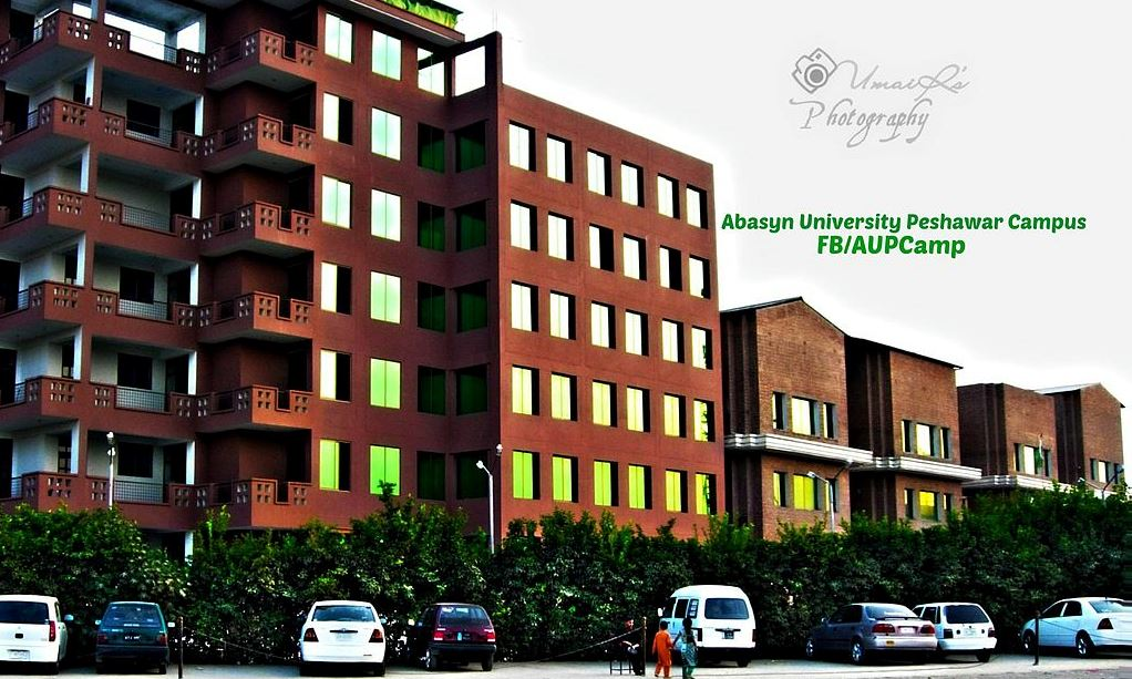 Abasyn University Admission Bachelor Program