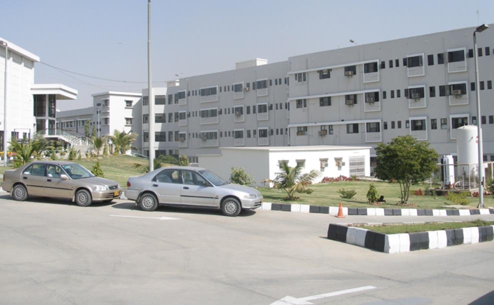 Liaquat National Hospital & Medical College DPT Admission
